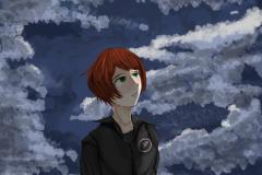 フェニックス_夜空
